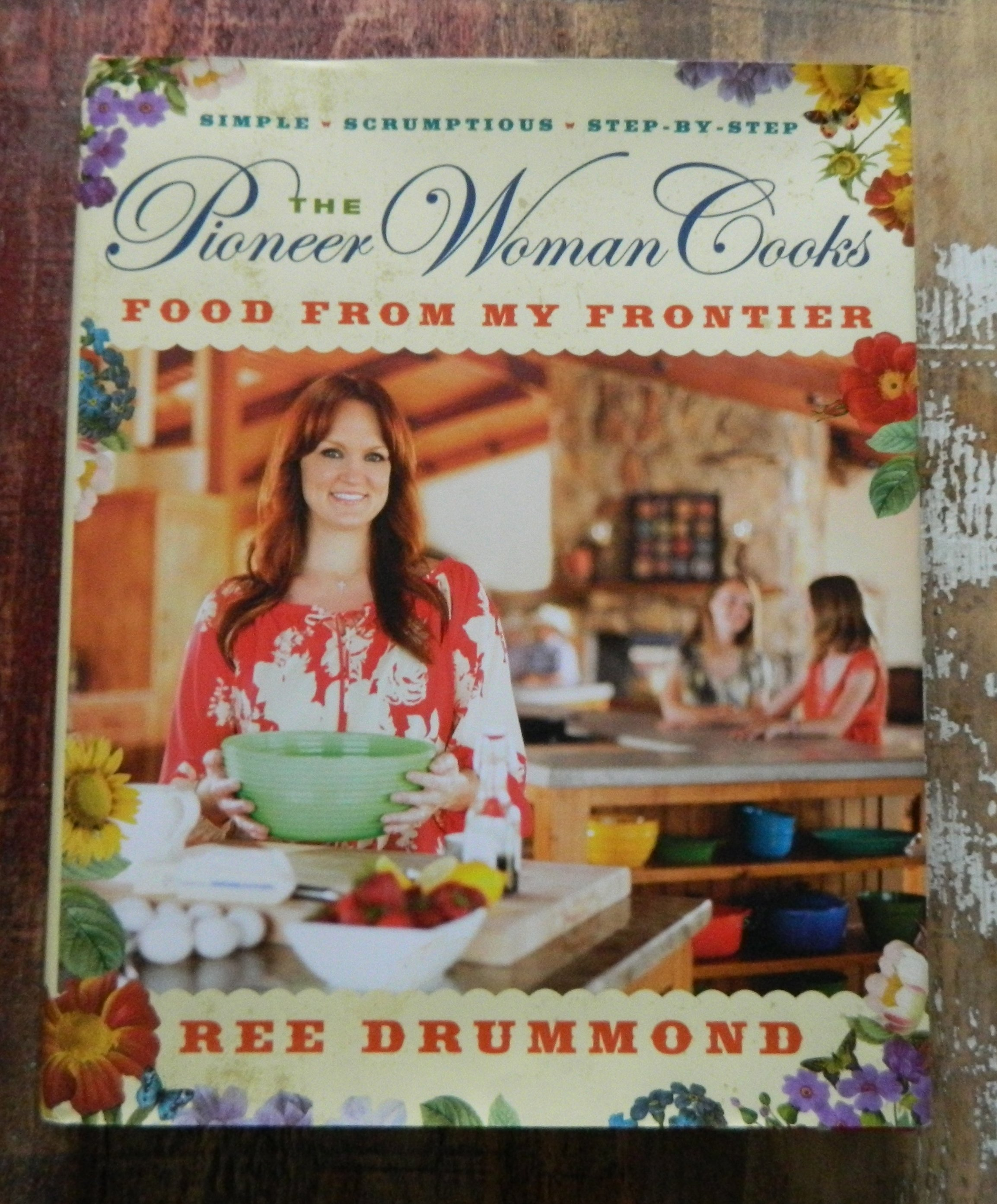 Giveaway: The Pioneer Woman Cookbook