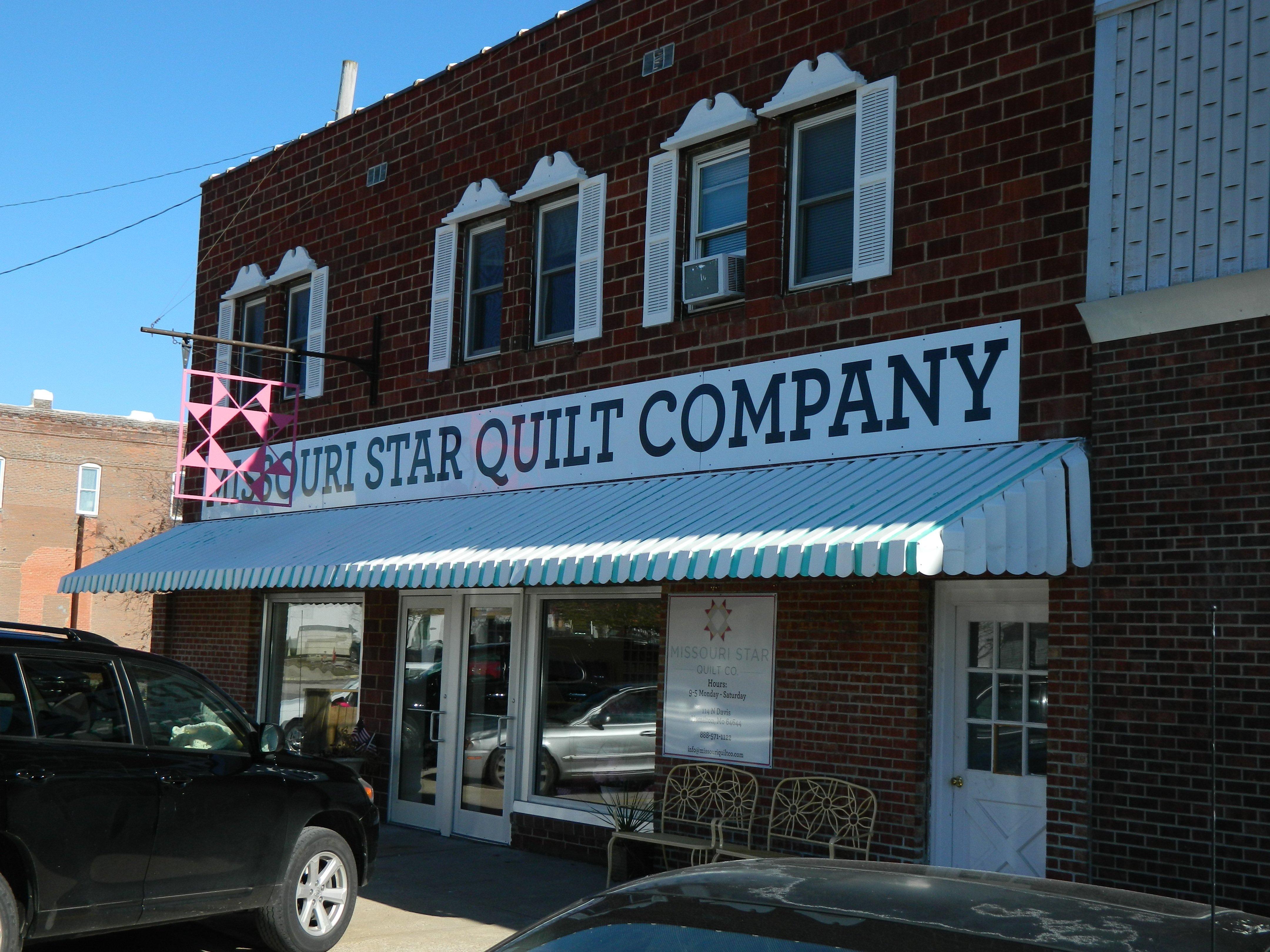 A teeny, tiny template from the Missouri Star Quilt Company : missouri star quilting company - Adamdwight.com