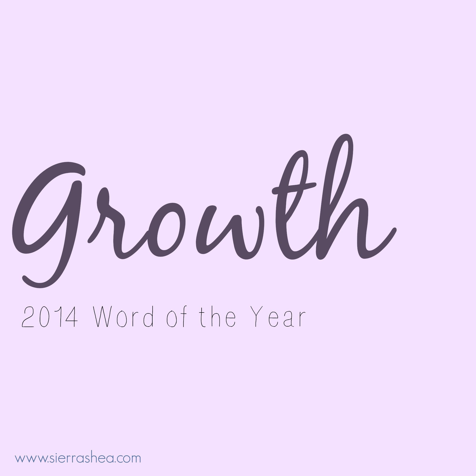 2014 Review: Growth & Management