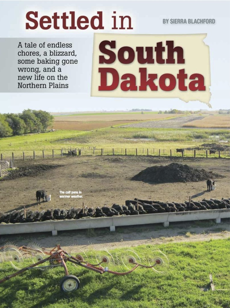 Working Ranch Magazine South Dakota