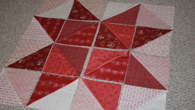 Giant Star Quilt Tutorial – Fat Quarter Friendly + Giveaway