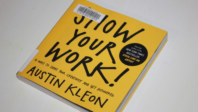 Book Review: Show your Work!