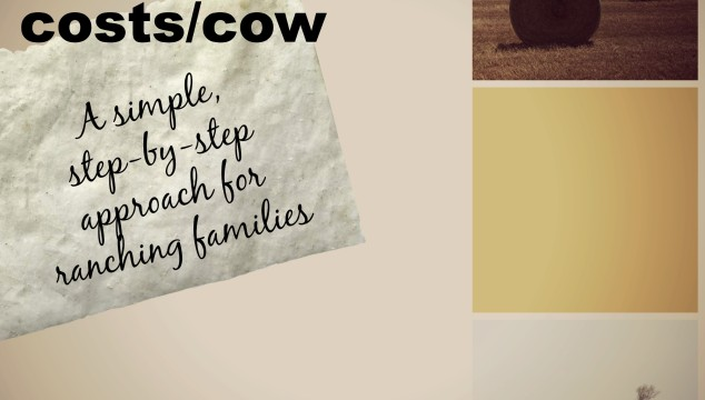 Annual Cow Costs: Getting Started Bootcamp