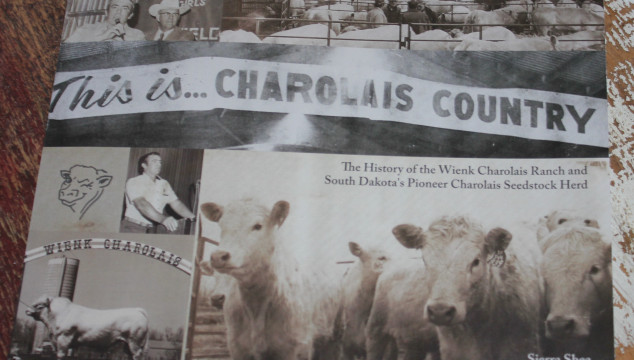 This is Charolais Country