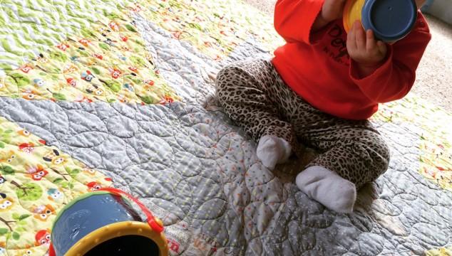 Joslyn's Baby Quilt
