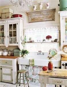 vintiage kitchen